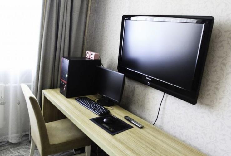 Телевизор в номере