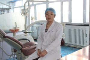 Чжао Бао - стоматолог-терапевт