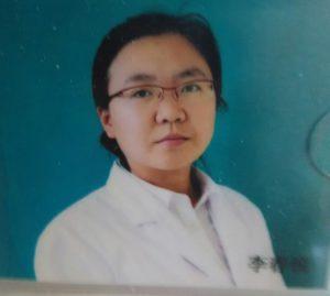 Фэн Тин Тин - стоматолог-ортопед